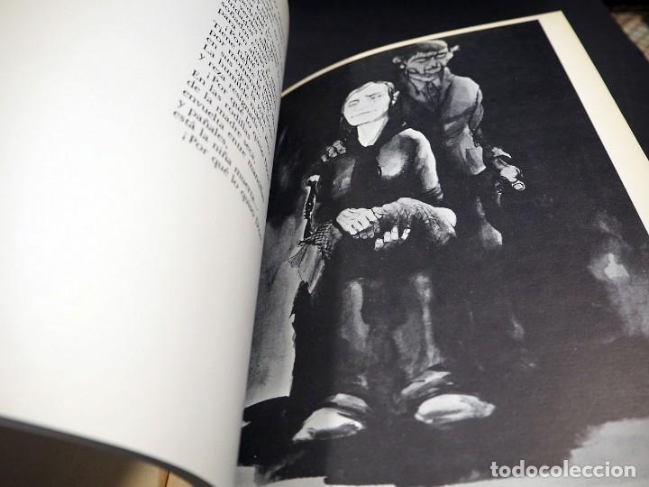 Libros de segunda mano: POEMAS NEGROS. CARLOS SAN ROMAN. GISA EDICIONES. 1974. - Foto 3 - 223971926