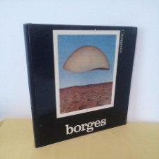 Libros de segunda mano: JORGE LUIS BORGES - COSMOGONIAS - EDICIONES LIBRERIA LA CIUDAD, BUENOS AIRES 1976. Lote 225151015