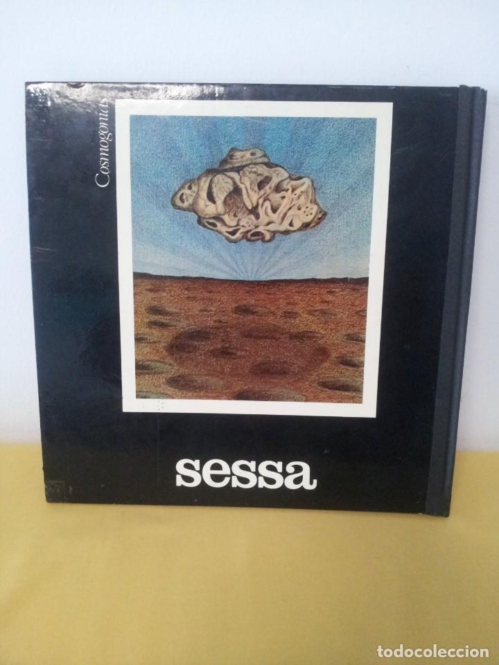 Libros de segunda mano: JORGE LUIS BORGES - COSMOGONIAS - EDICIONES LIBRERIA LA CIUDAD, BUENOS AIRES 1976 - Foto 8 - 225151015