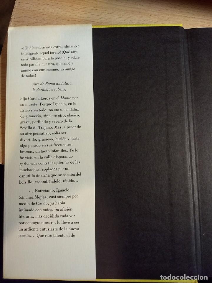 Libros de segunda mano: Federico García Lorca - Llanto por Ignacio Sánchez Mejías (1987) - Foto 2 - 225196670