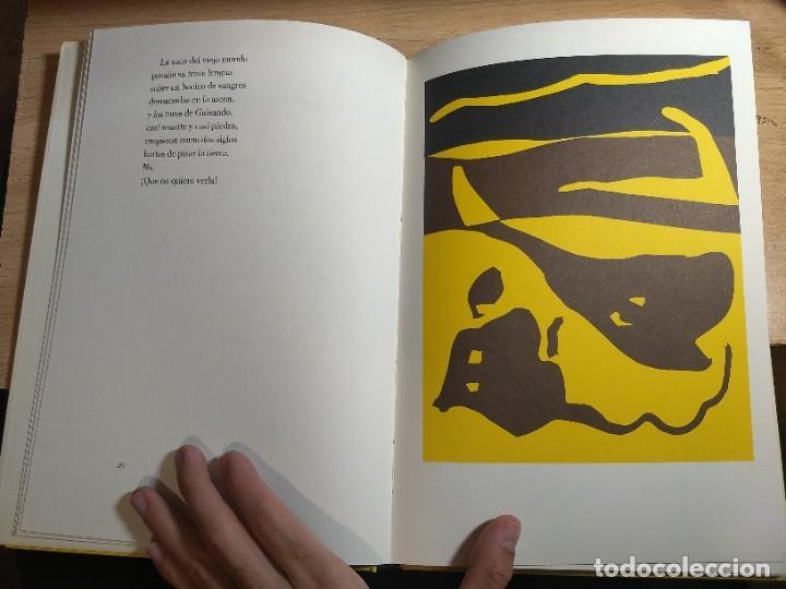 Libros de segunda mano: Federico García Lorca - Llanto por Ignacio Sánchez Mejías (1987) - Foto 4 - 225196670