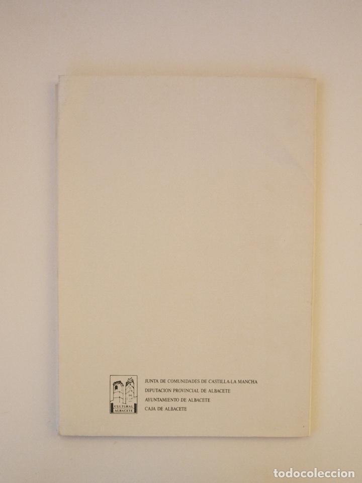 Libros de segunda mano: RAFAEL ALBERTI Y MANUEL RIVERA: POEMAS Y DIBUJOS - CULTURAL ALBACETE - CON DEDICATORIA A PACO RABAL - Foto 14 - 225590210