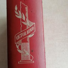 Libros de segunda mano: OBRAS INMORTALES. VICTOR HUGO EDAF 1972 2129PP. Lote 226789650