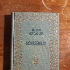 Libros de segunda mano: MONSERRAT JACINTO VERDAGUER 1944. Lote 227085400