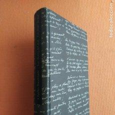 Libros de segunda mano: CHARLES BAUDELAIRE LAS FLORES DEL MAL LES FLEURS DU MAL. Lote 227866920