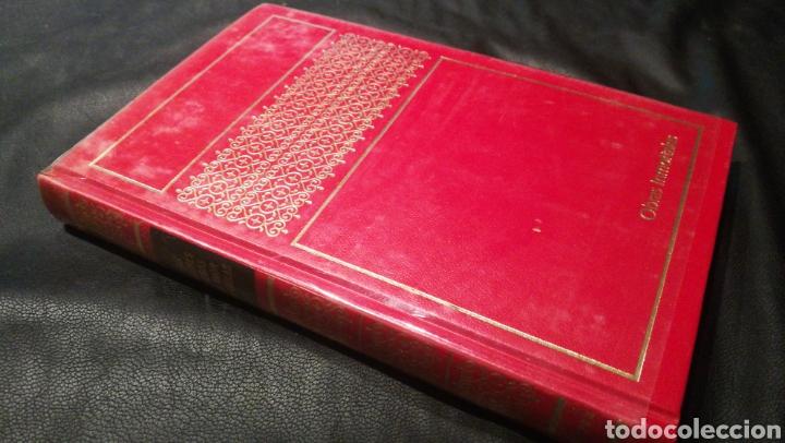 Libros de segunda mano: LAS MEJORES POESÍA DE AMOR ESPAÑOLA - OBRAS INMORTALES , EDITORIAL BRUGUERA 1 EDICIÓN - Foto 2 - 228510115