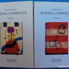 Livros em segunda mão: POESÍA COMPLETA - DAMIÀ HUGUET. Lote 229082760