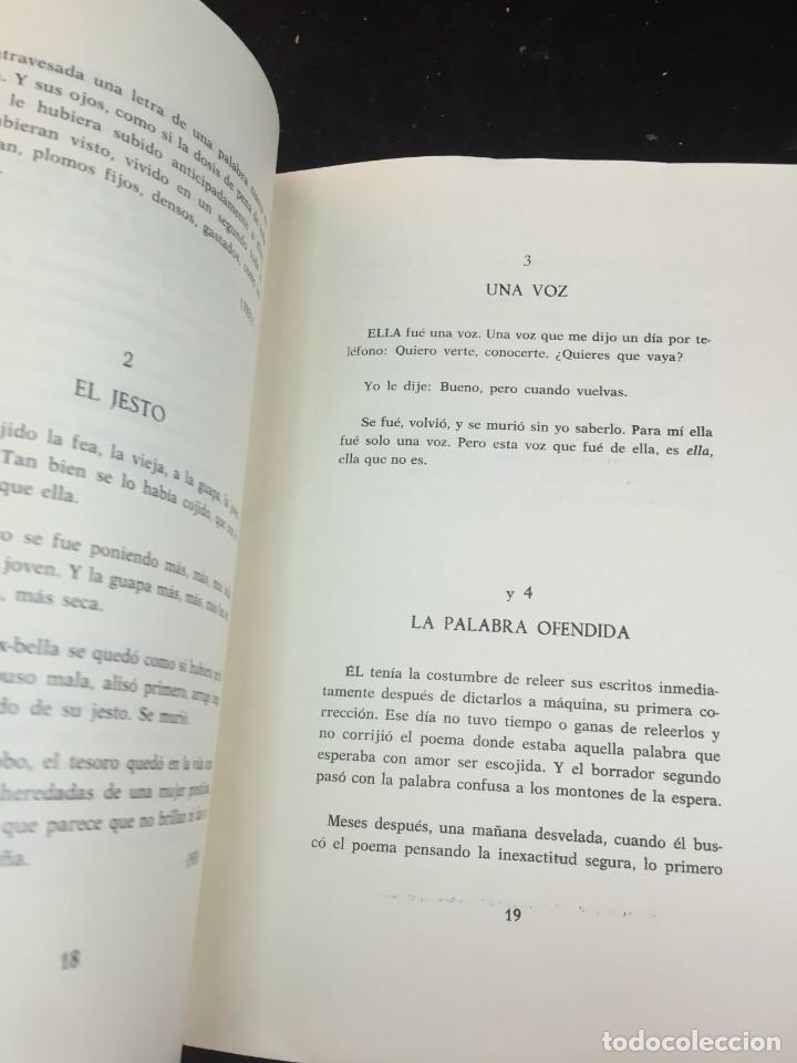 Libros de segunda mano: CON EL CARBÓN DEL SOL (Selección.) Dibujos de Benjamín Palencia. Juan Ramón JIMÉNEZ, 1972 - Foto 4 - 229653565