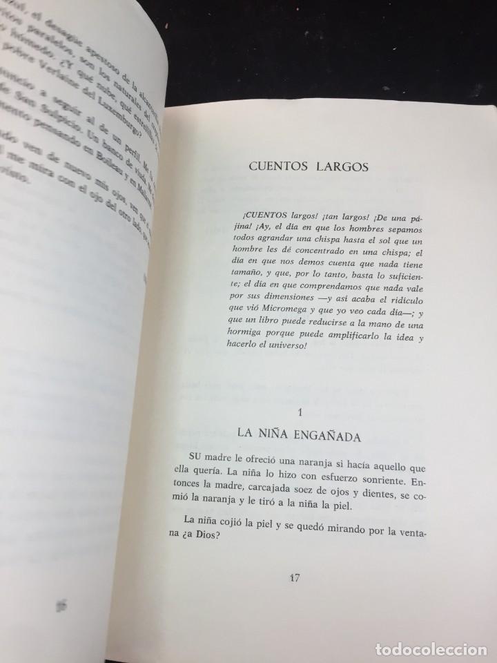 Libros de segunda mano: CON EL CARBÓN DEL SOL (Selección.) Dibujos de Benjamín Palencia. Juan Ramón JIMÉNEZ, 1972 - Foto 5 - 229653565