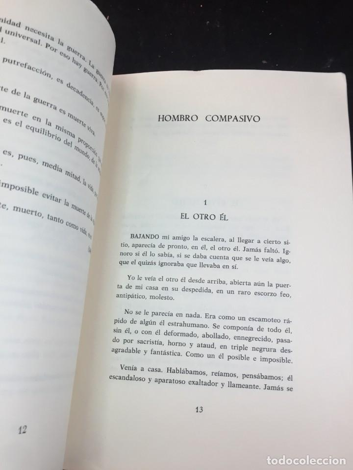 Libros de segunda mano: CON EL CARBÓN DEL SOL (Selección.) Dibujos de Benjamín Palencia. Juan Ramón JIMÉNEZ, 1972 - Foto 6 - 229653565