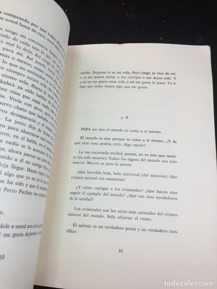 Libros de segunda mano: CON EL CARBÓN DEL SOL (Selección.) Dibujos de Benjamín Palencia. Juan Ramón JIMÉNEZ, 1972 - Foto 7 - 229653565