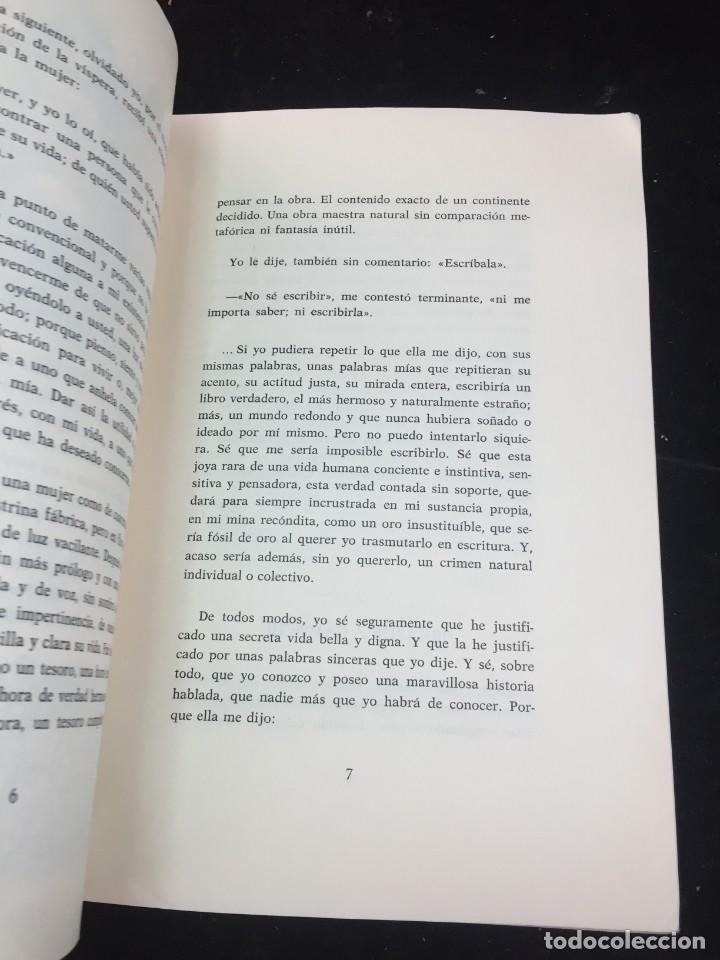 Libros de segunda mano: CON EL CARBÓN DEL SOL (Selección.) Dibujos de Benjamín Palencia. Juan Ramón JIMÉNEZ, 1972 - Foto 9 - 229653565