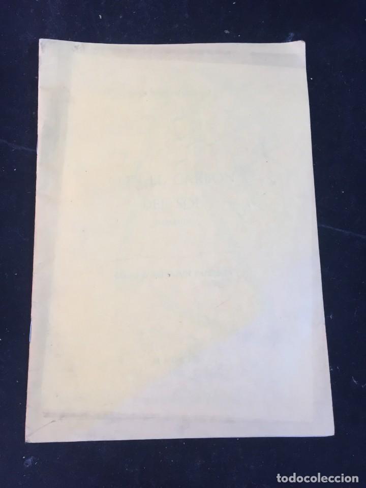 Libros de segunda mano: CON EL CARBÓN DEL SOL (Selección.) Dibujos de Benjamín Palencia. Juan Ramón JIMÉNEZ, 1972 - Foto 12 - 229653565