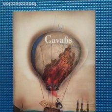 Libros de segunda mano: LITORAL CAVAFIS. Lote 232002360