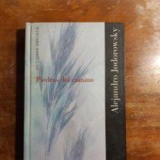 Libros de segunda mano: ALEJANDRO JODOROWSKY PIEDRAS DEL CAMINO. Lote 234129450