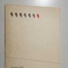 Libros de segunda mano: JOSÉ ÁNGEL VALENTE EL FULGOR POESÍA CÁTEDRA. Lote 236200120