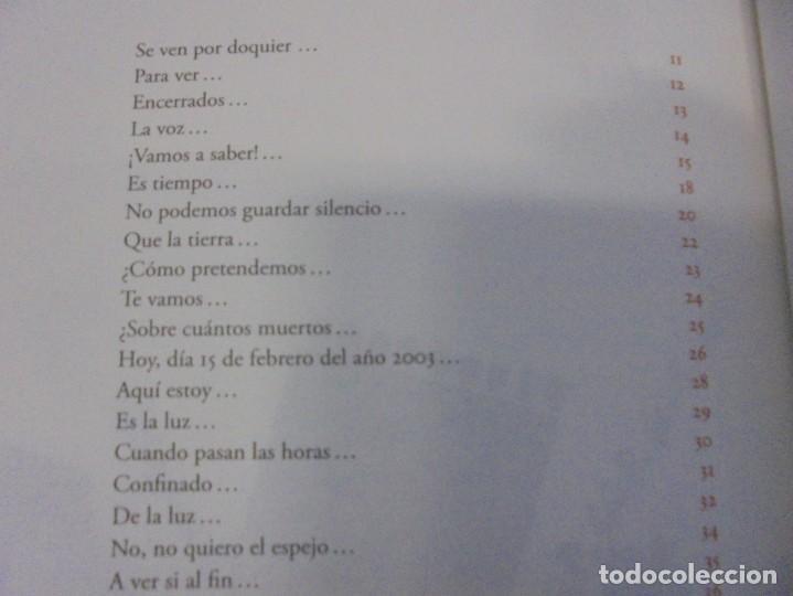 Libros de segunda mano: EN PIE DE PAZ (1998-2006). FEDERICO MAYOR ZARAGOZA. DEDICADO POR AUTOR. EDITORIAL GEDISA 2008 - Foto 15 - 236787695