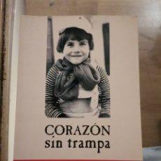 Libros de segunda mano: 2.2 CORAZÓN SIN TRAMPA. DANIEL CASTILLO ESPINOSA. POESÍA. Lote 238283595