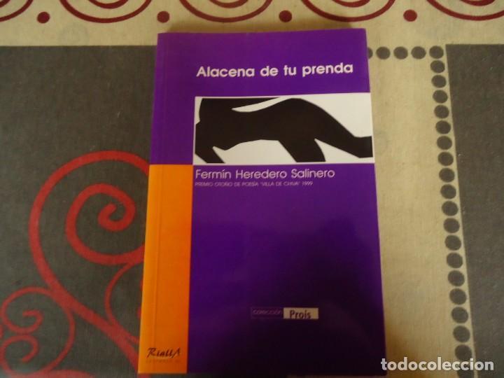 ALACENA DE TU PRENDA (Libros de Segunda Mano (posteriores a 1936) - Literatura - Poesía)