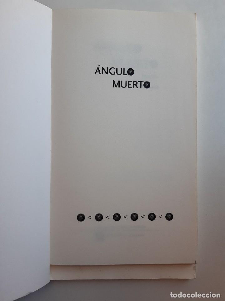 Libros de segunda mano: ANGULO MUERTO Juana Corsina Alfasur Poesia Contemporanea y Clasica 2010 - Foto 8 - 241826465