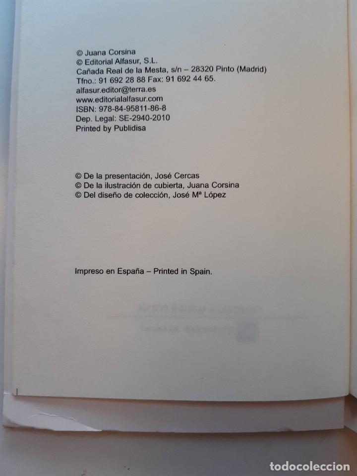 Libros de segunda mano: ANGULO MUERTO Juana Corsina Alfasur Poesia Contemporanea y Clasica 2010 - Foto 11 - 241826465