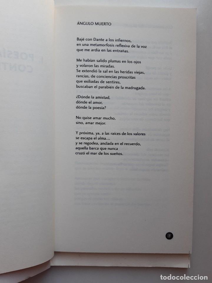 Libros de segunda mano: ANGULO MUERTO Juana Corsina Alfasur Poesia Contemporanea y Clasica 2010 - Foto 16 - 241826465