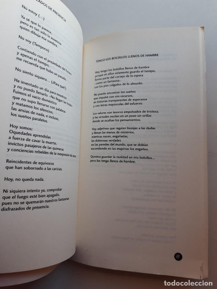 Libros de segunda mano: ANGULO MUERTO Juana Corsina Alfasur Poesia Contemporanea y Clasica 2010 - Foto 17 - 241826465