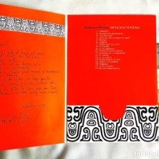 Libros de segunda mano: CD - RECITAL POETA GONZALO ROJAS. Lote 242136830
