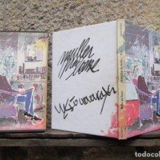 Libros de segunda mano: GALICIA POESIA - GRAN LUGO DE NEBRA Nº 1. MULLER PRA LONXE. UXIO NOVONEYRA. PARDO TEIJEIRO 1986 LUGO. Lote 243881670