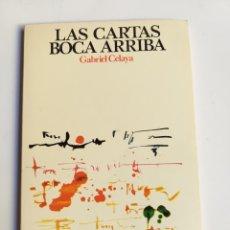 Libros de segunda mano: LAS CARTAS BOCA ARRIBA GABRIEL CELAYA. EDICIONES TURNER 1974. Lote 244653030