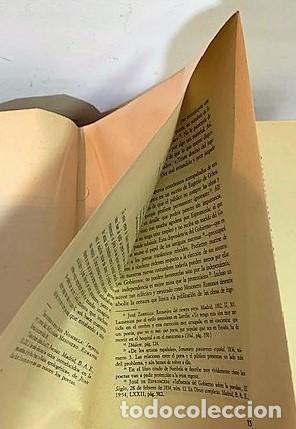 Libros de segunda mano: El Poeta y la Poesia de Birute Ciplijauskaite. - Foto 3 - 245205930