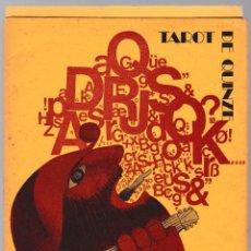 Libros de segunda mano: TAROT DE QUINZE - ABRIL 1973 - UNIVERSITAT AUTÓNOMA DE BARCELONA - VER DESCRIPCIÓN - CATALÀ. Lote 246320270