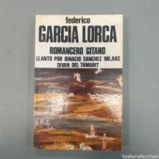 Libros de segunda mano: ROMANCERO GITANO.LORCA. Lote 248687305