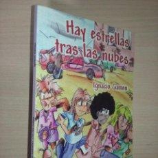Libros de segunda mano: HAY ESTRELLAS TRAS LAS NUBES- IGNACIO GAMEN (EDICIONES CARENA). Lote 251344975