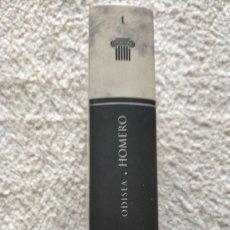 Libros de segunda mano: ODISEA HOMERO 19,5 X 132,5 X 3,5. Lote 252052095