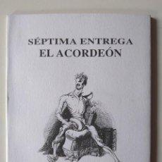 Libros de segunda mano: EL ACORDEÓN. BENÍTEZ REYES. LUIS ALBERTO DE CUENCA. GARCÍA MONTERO. VILLENA. CLAUDIO RODRÍGUEZ. Lote 252369430