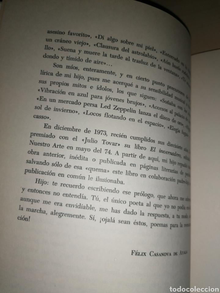 Libros de segunda mano: Cuello de Botella - FÉLIX CASANOVA DE AYALA - FÉLIX FRANCISCO CASANOVA MARTÍN - Dedicado autor - Foto 7 - 253038385