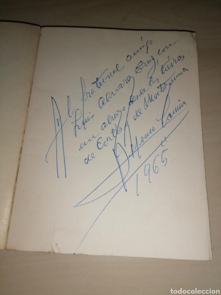 Libros de segunda mano: LA RUTA Y NUEVOS POEMAS - Alfonso Camin. 1965 - Dedicatoria autógrafa - Foto 2 - 253482350