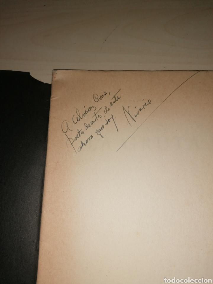 Libros de segunda mano: LA GRUTA - NIVARIA TEJERA - 1952 - Dedicatoria autógrafa - ÚNICO - Foto 2 - 253704175