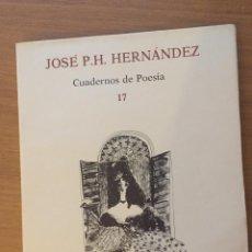 Libros de segunda mano: CUADERNOS DE POESÍA INSTITUTO DE CULTURA PUERTORRIQUEÑA. NÚMERO 17. 1992. Lote 255556840
