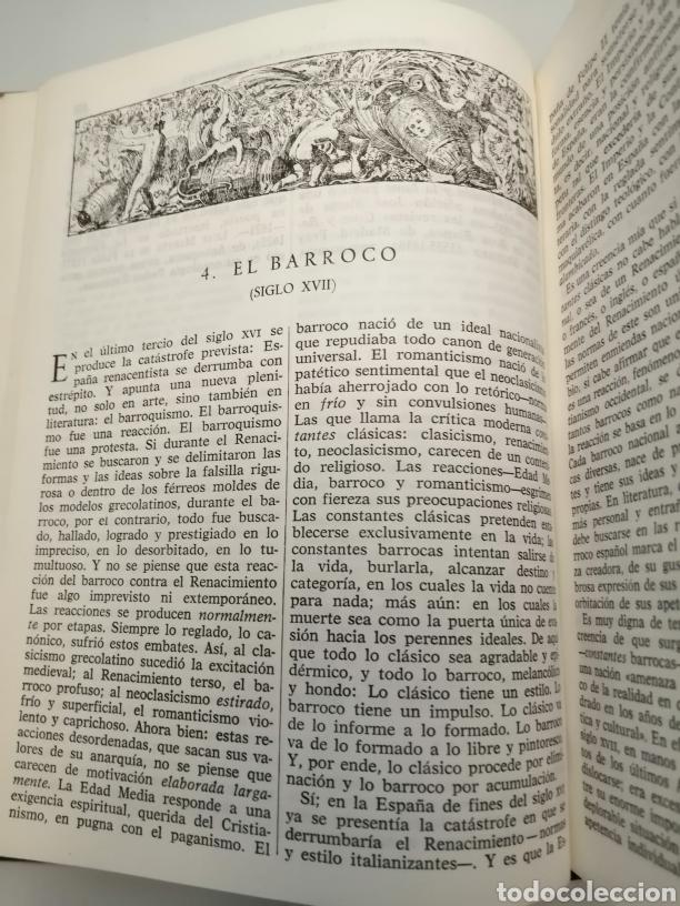Libros de segunda mano: HISTORIA Y ANTOLOGÍA DE LA POESÍA ESPAÑOLA . En lengua castellana. Tomo I : Siglo X-XIX - Foto 26 - 205648735