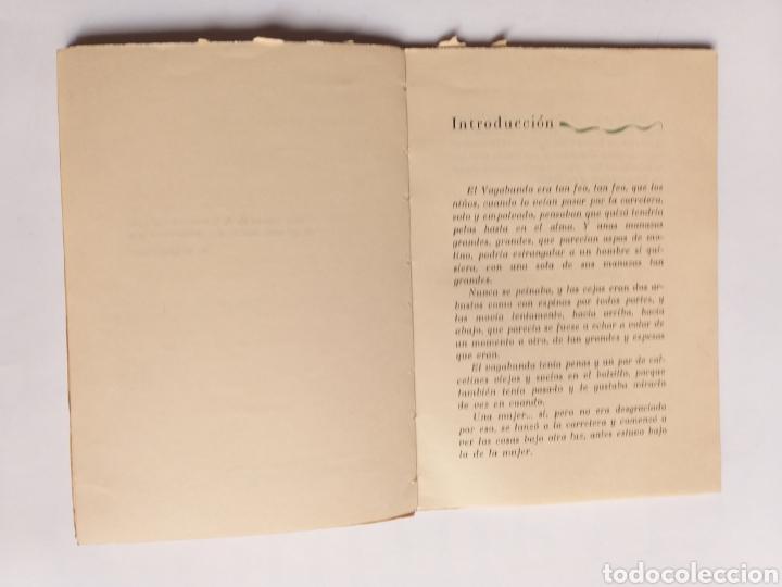 Libros de segunda mano: Coplas del vagabundo por Miguel Veyrat Rigat 1959 - Foto 6 - 262361725