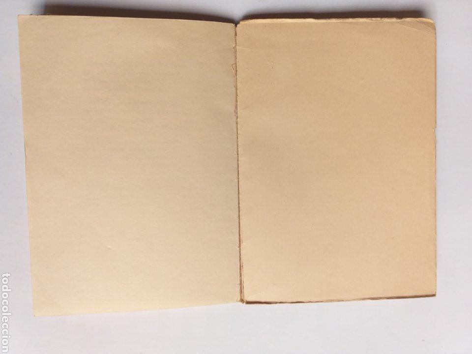 Libros de segunda mano: Coplas del vagabundo por Miguel Veyrat Rigat 1959 - Foto 8 - 262361725