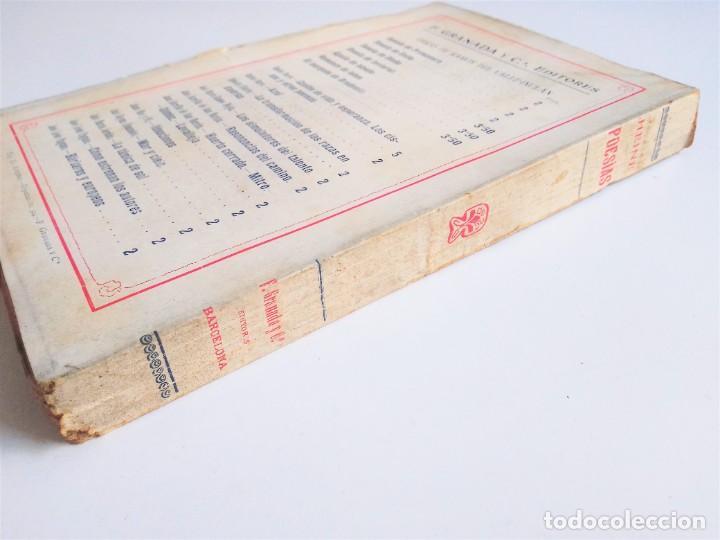 Libros de segunda mano: POESÍAS de ENRIQUE HEINE, F. GRANADA y C.ª, EDITORES - Foto 3 - 263010795