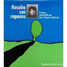 Libros de segunda mano: ROSALÍA COS RAPACES - DE CASTRO, ROSALÍA. Lote 263020620