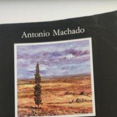 Libros de segunda mano: SOLEDADES, GALERÍAS Y OTROS POEMAS. ANTONIO MACHADO. EDICIÓN DE GEOFFREY RIBBANS.. Lote 264842464