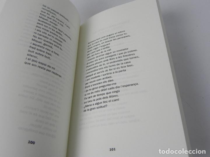 Libros de segunda mano: ANTOLOGIA POÈTICA (MIQUEL MARTI I POL) BARCANOVA-2003 4ª EDICIÓ (EN CATALÁN) - Foto 3 - 269037693