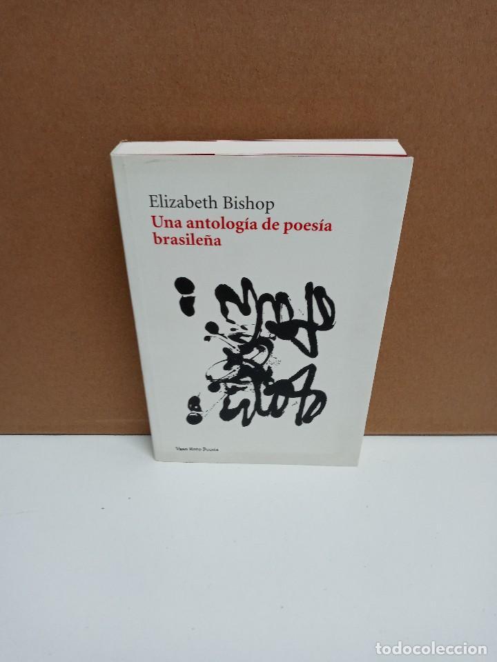 ELIZABETH BISHOP - UNA ANTOLOGÍA DE POESÍA BRASILEÑA - VASO ROTO (Libros de Segunda Mano (posteriores a 1936) - Literatura - Poesía)