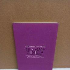 Libros de segunda mano: KATHERINE MANSFIELD - TÉ DE MANZANILLA & OTROS POEMAS - BAJO LA LUNA. Lote 269040048