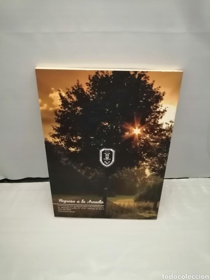 Libros de segunda mano: REGRESO A LA ARCADIA (PRIMERA EDICIÓN) - Foto 2 - 269036244